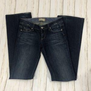 Paige Jeans Laurel Canyon Bootcut Size 26